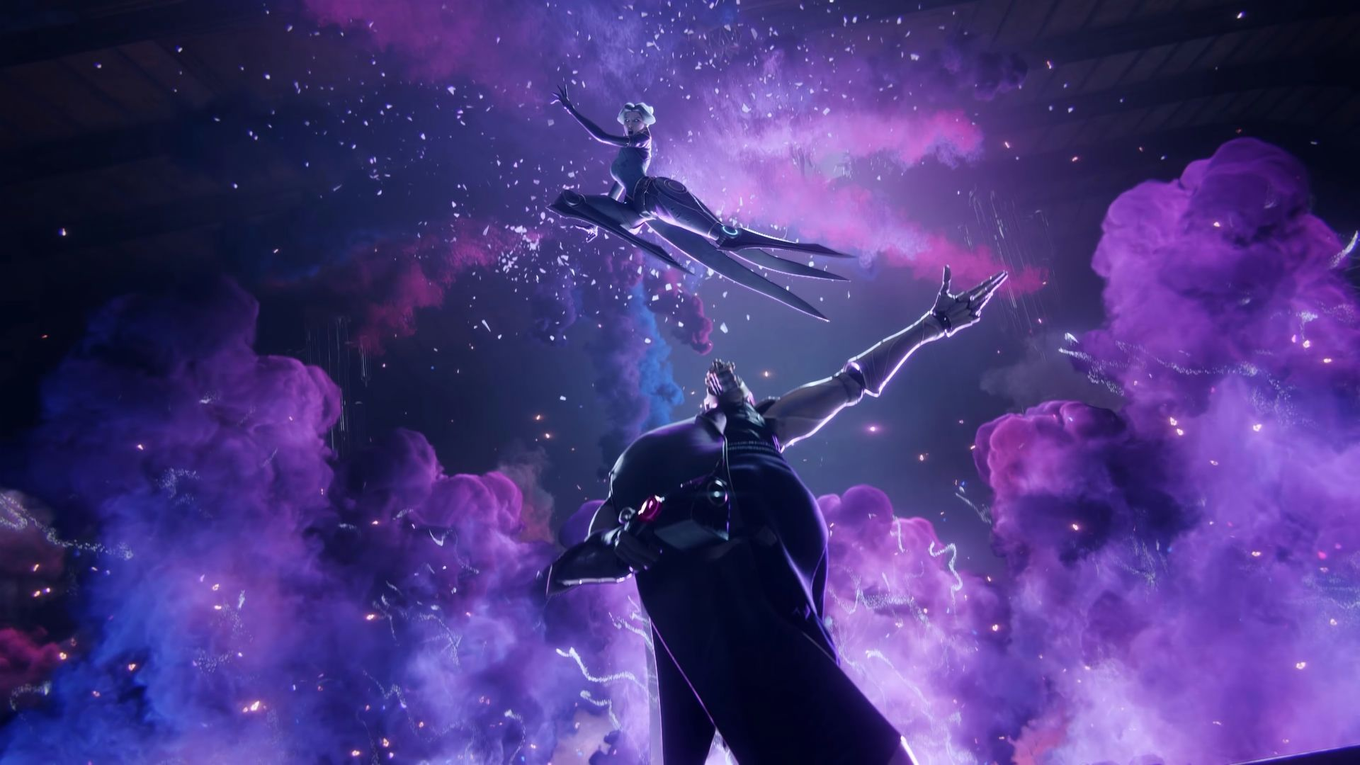 15360x8640 Jhin Camille Wallpaper Background Image View Download Comment And Rate Wallpa League Of Legends Jhin Lol League Of Legends League Of Legends