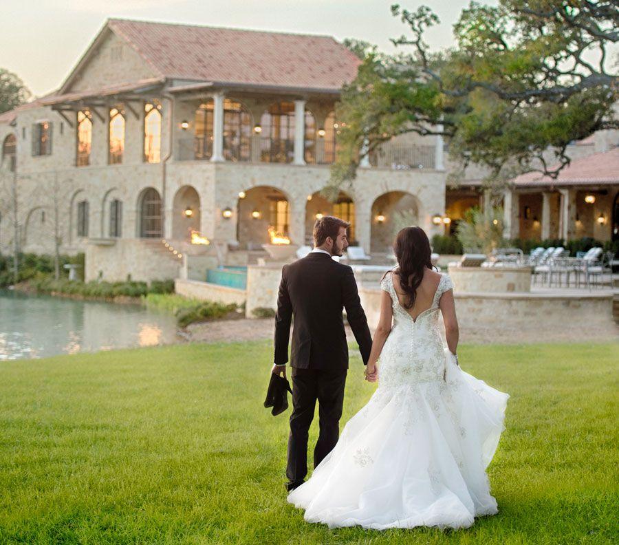 Outdoor Wedding Venues in Houston Jonathan Ivy Wedding