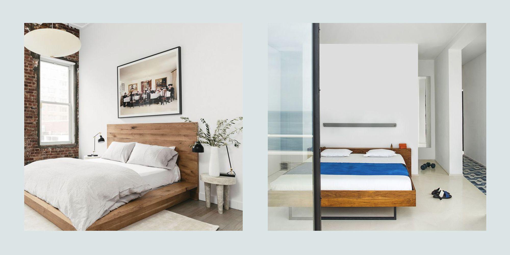 Modern Minimalist Bedrooms Ideas Savillefurniture Minimalist Bedroom Decor Elle Decor Bedroom Modern Minimalist Bedroom Interior design minimalist bedroom