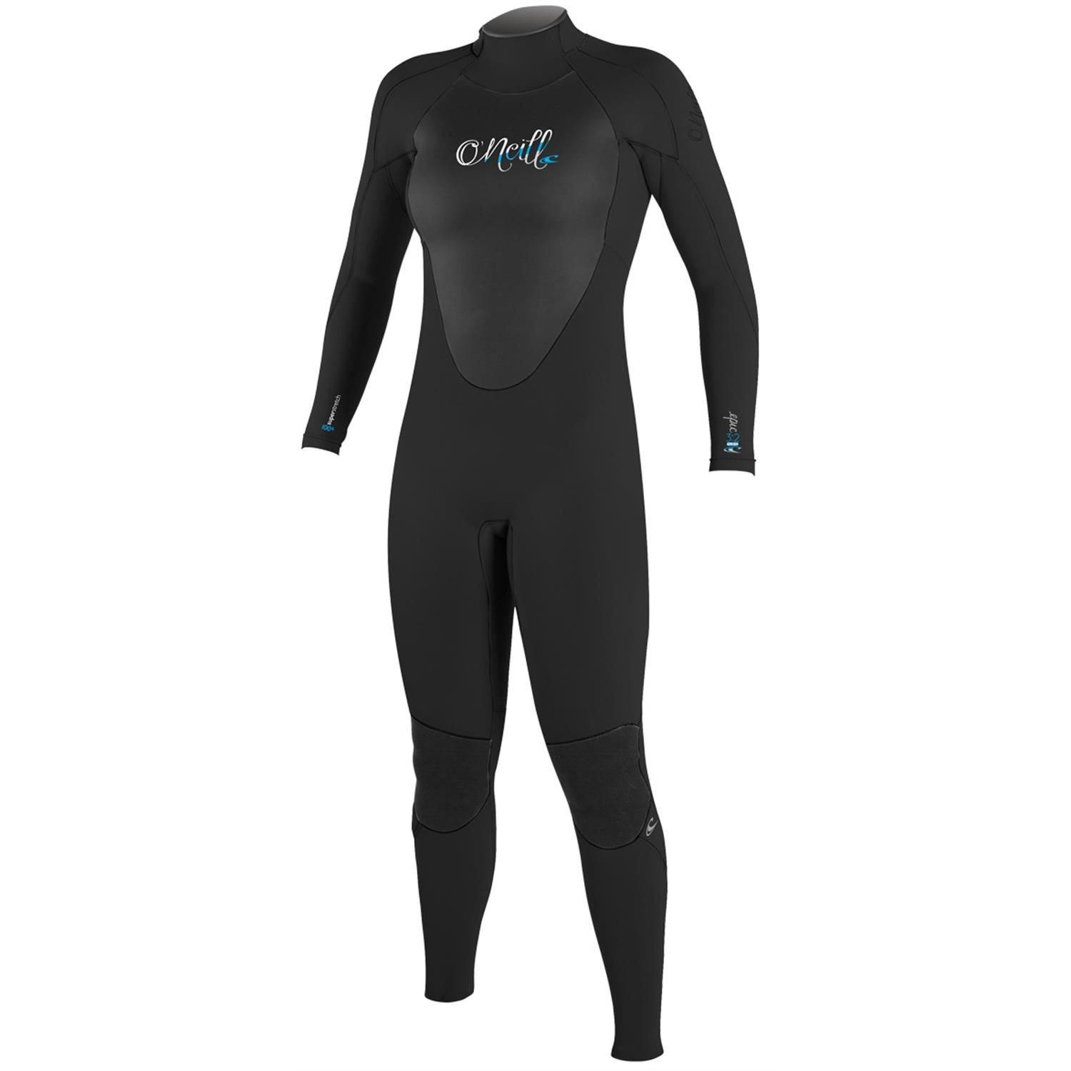 O Neill 4 3 Epic Back Zip Wetsuit Women S In 2020 Womens Wetsuit Suits For Women Wetsuit