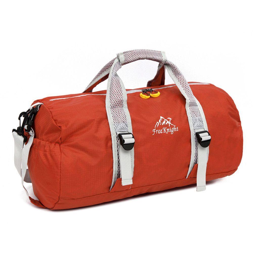 853406b53c62 Nylon Outdoor Male Female Sport Bag raveling Bag Waterproof Hiking Handbag  Fitness Shoulder Gym Bag Training