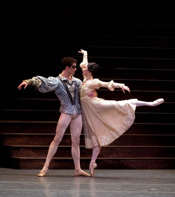 Hee Seo and Cory Stearns in Giselle | American ballet