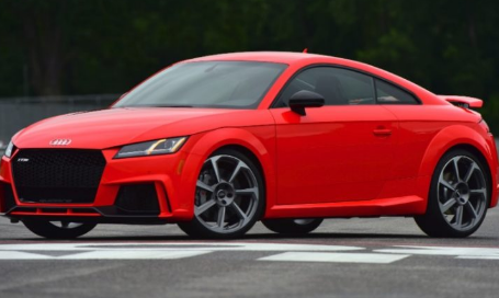 2020 Audi Tt Rs Release Date Review Price What Type Do