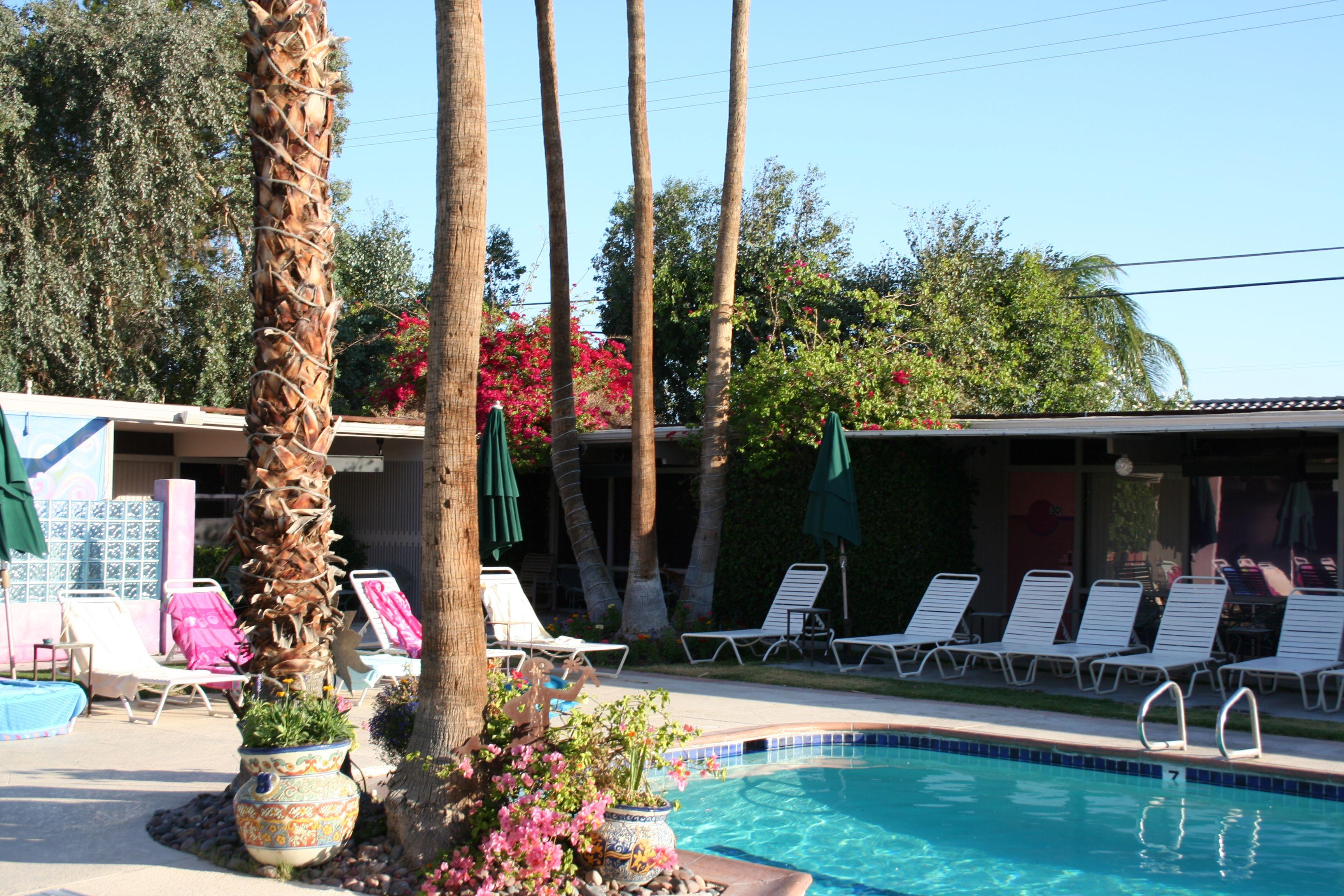 A home away from home the terra cotta inn palm springs ca