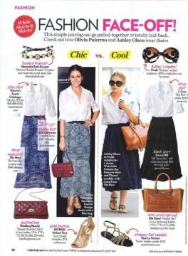 ADA Collection in the May 2012 issue of People Stylewatch