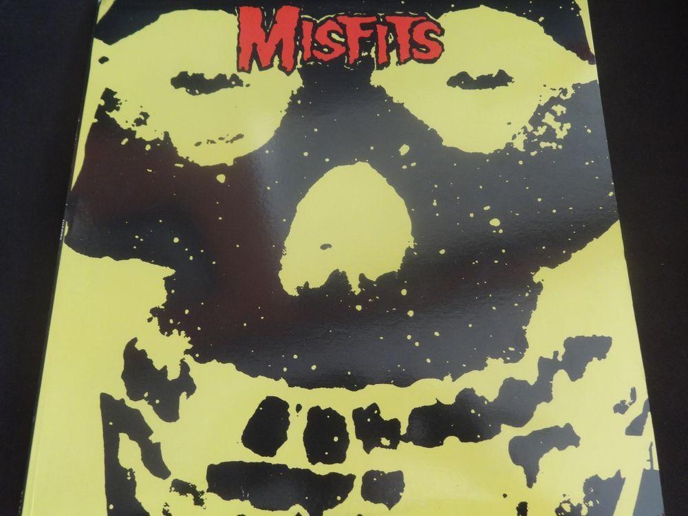 Misfits Self Titled Lp Plan 9 Pl9 09 Evillive 1988 Vinyl Vinyl Records Lp Vinyl