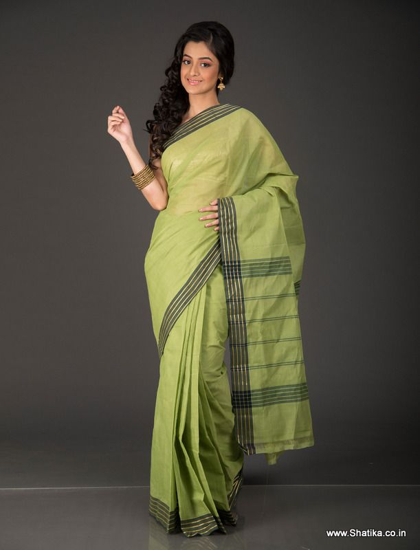 This cotton saree is made using the best of cotton yarn designed to bring out the best in you. The unique styles and motifs of kanjeevaram cotton sarees make each piece gorgeous and one-of-a-kind special. Very vibrant, these sarees are fashioned to add a dash of cottons to traditional kanjeevaram silk sarees.