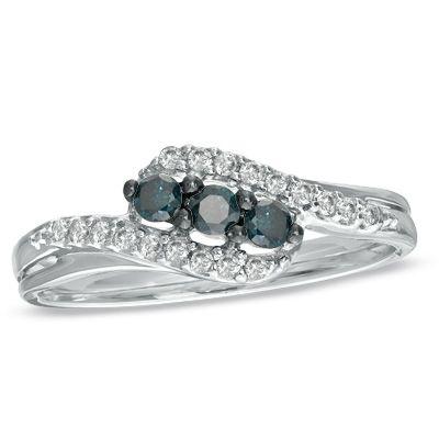 Ruby And Diamond Rings At Bevilles