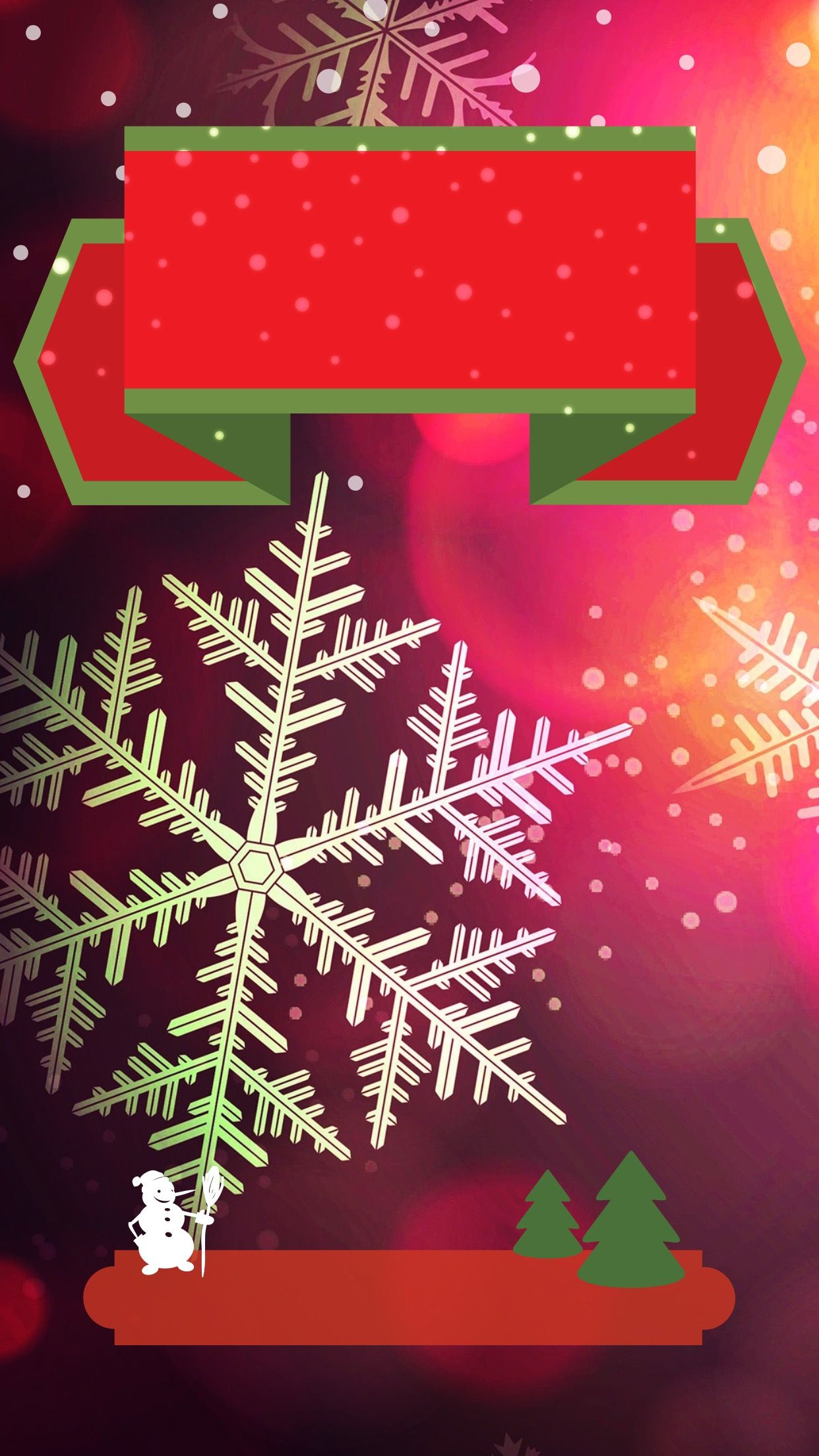 ↑↑tap and get the free app! lockscreens art creative snowflake