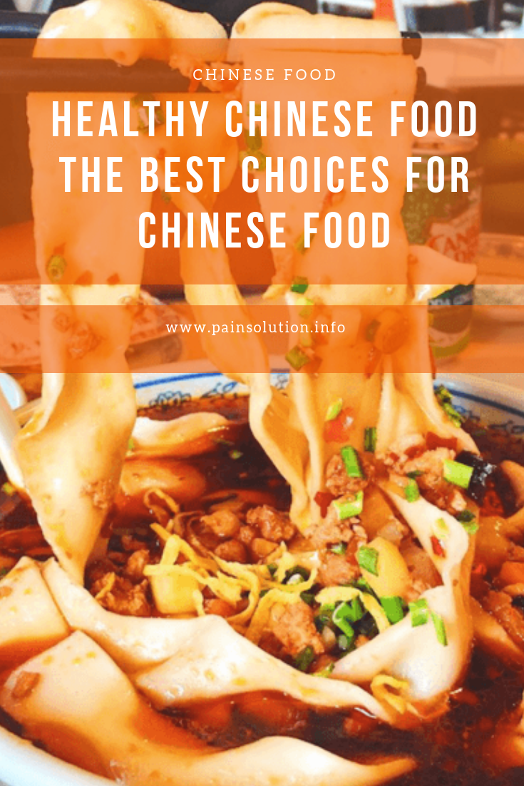 Healthy Chinese Food The Best Choices For Chinese Food Healthy Chinese Recipes Healthy Chinese Chinese Food