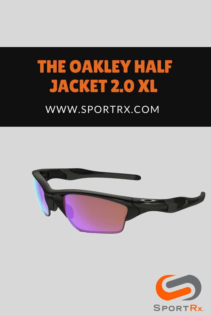 4eae362e670 Shop the Oakley Half Jacket 2.0 XL online at SportRx. Available in  prescription.