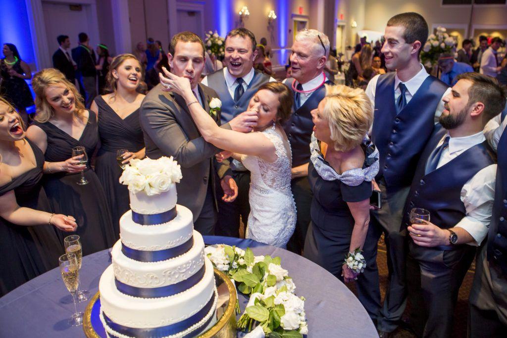 Kingsmill Resort wedding in Williamsburg, VA by