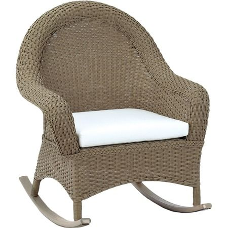 I Pinned This Beach Estates Rocker In Gray From The Posh Patio Event At  Joss And