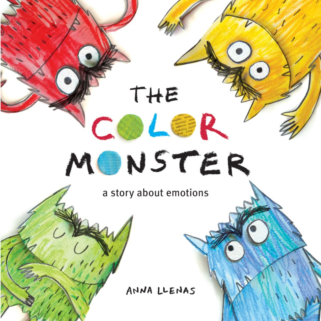 The Color Monster Ebook With Images