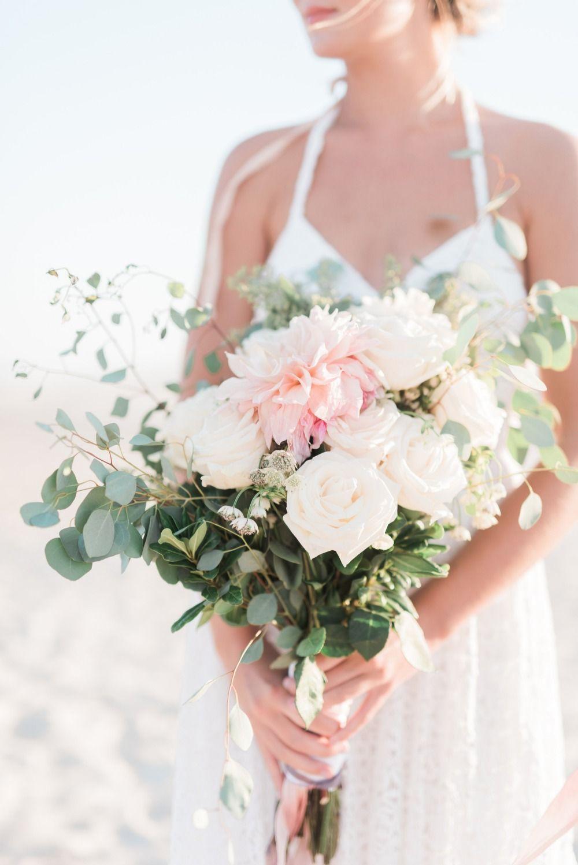 cd0ffd3a54 Elegant and Rustic Beachy Boho Wedding Ideas Inspired By The Sea ...