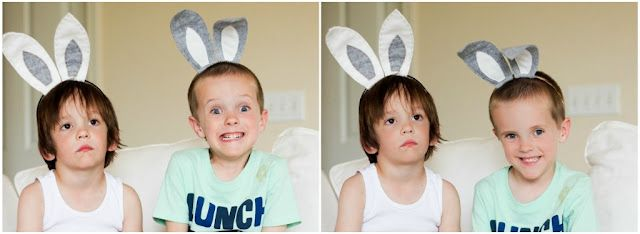 How to make bunny ears!