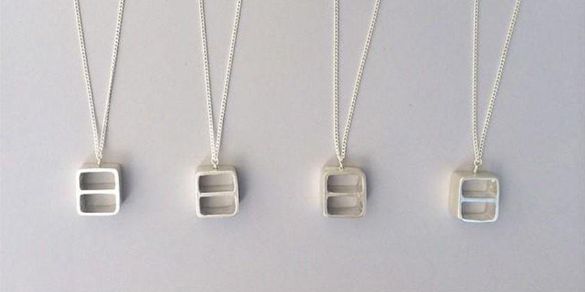 From IAMTHELAB.com Modern Handmade Jewelry by Cradle Jewelry