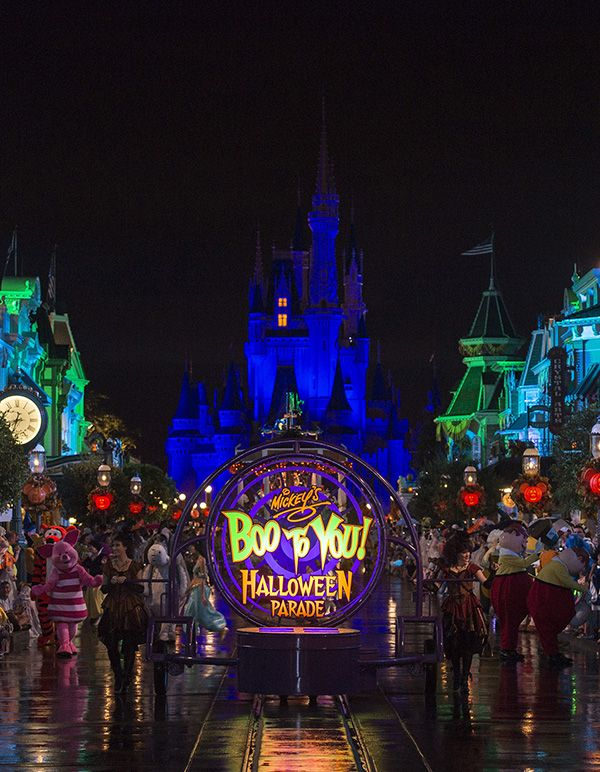 Things Not to Miss at Mickey\u0027s Not So Spooky Halloween Party