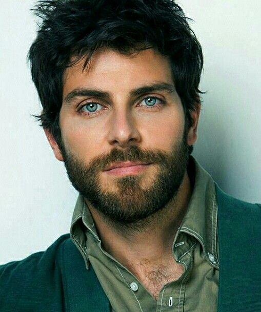 Judas Godfrey Hazel Eyes Handsome Men David Giuntoli Male Face