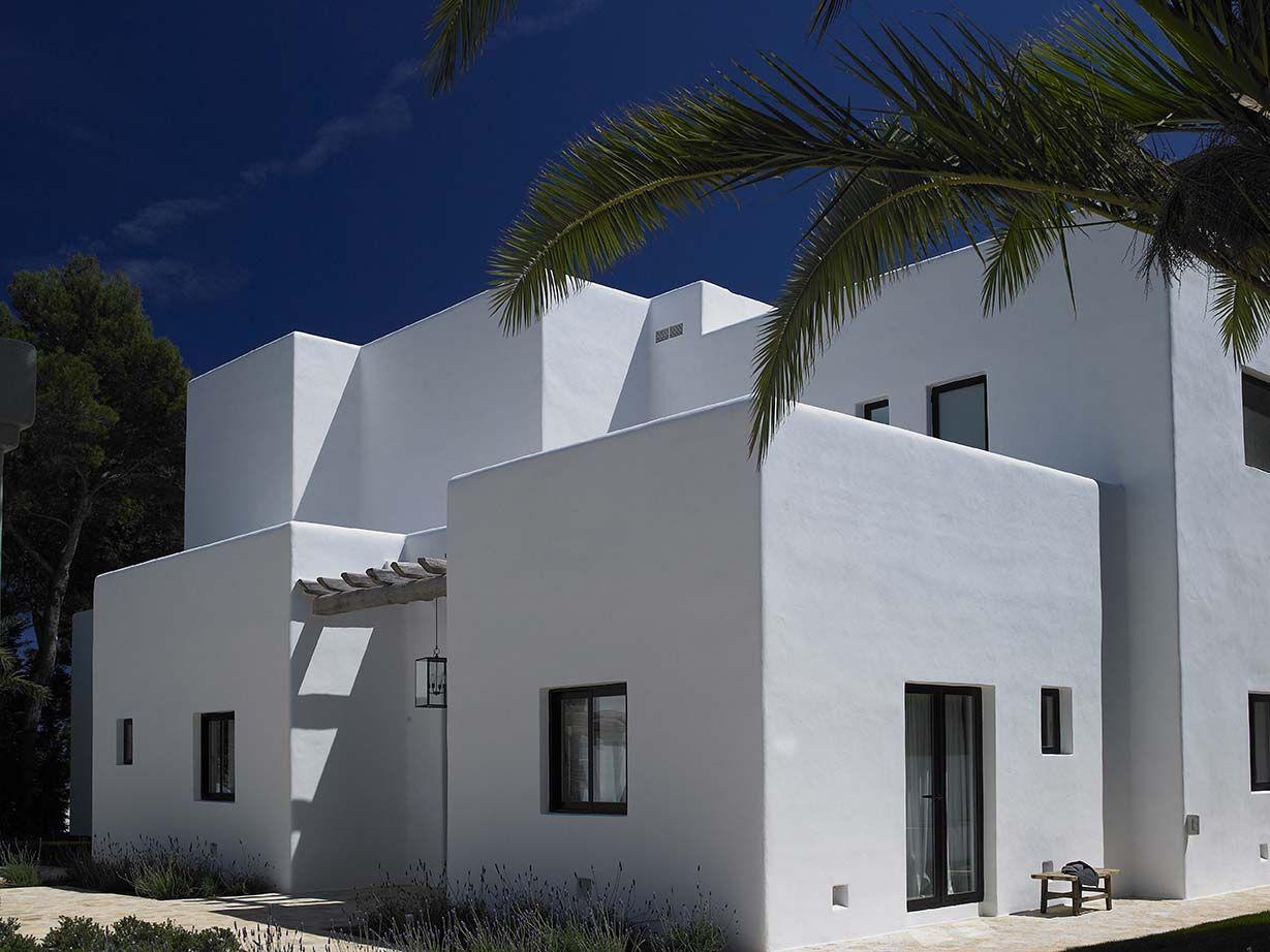 Volumetria fachada tipo 1 casa de playa s benito en 2019 for Fotos de fachadas de casas andaluzas