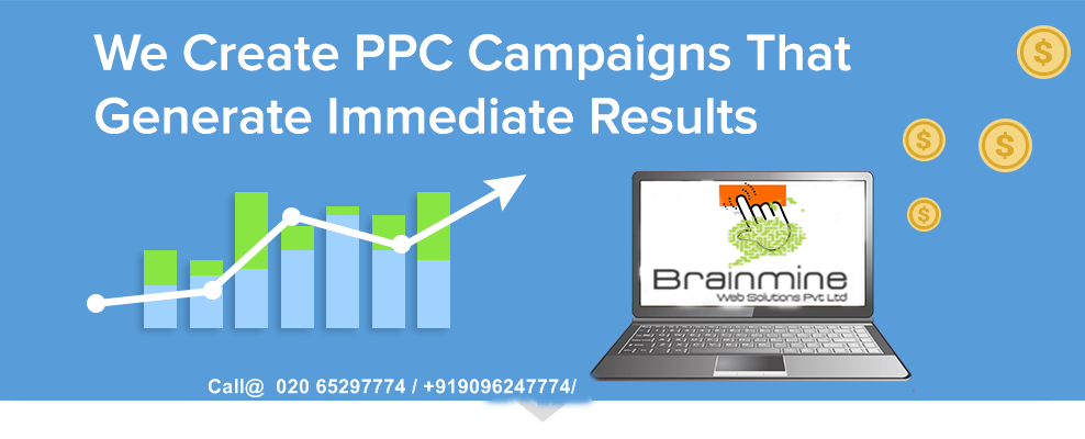 Pin by BrainMine Web Solution Pvt Ltd on PPC Company Pune