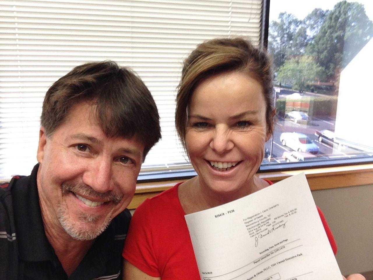 Congratulations to Jennifer!