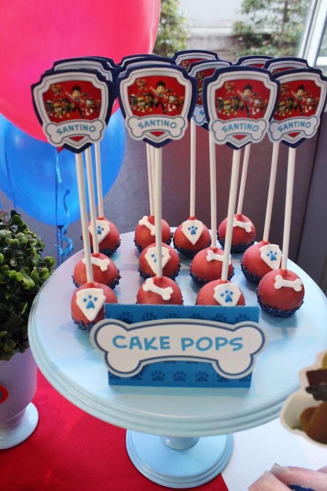 Tent Cake Ideas