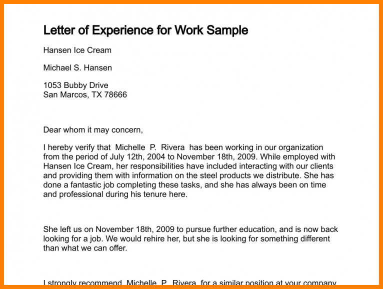 Letter To Former Employer For Rehire Sample from i.pinimg.com