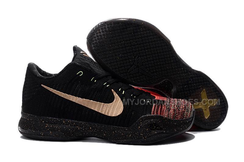 competitive price 7a4de a1e9f Nike Kobe 10 Elite Low