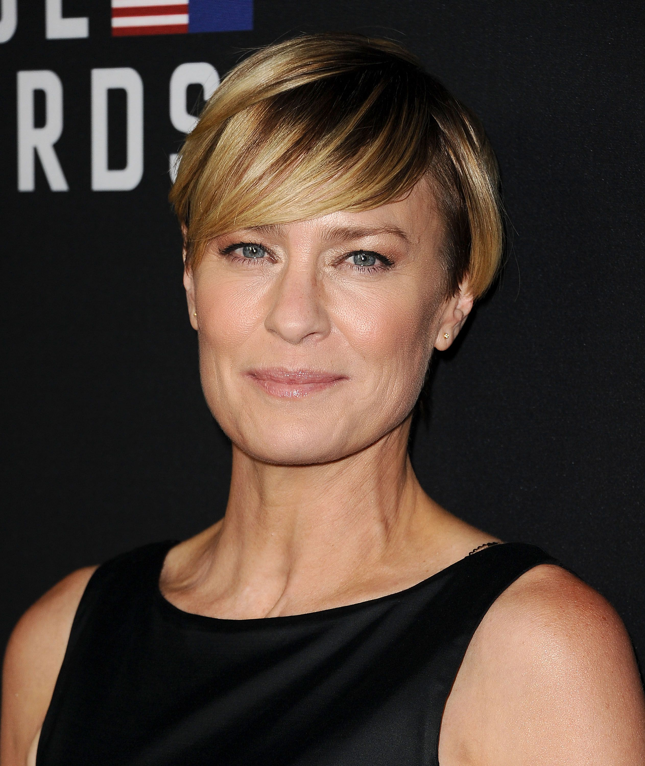 Robin Wright Haircut: 53 Celebrity Pixie Cuts So Good You'll Actually Want To
