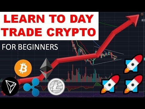 Day trade cryptocurrency strategy