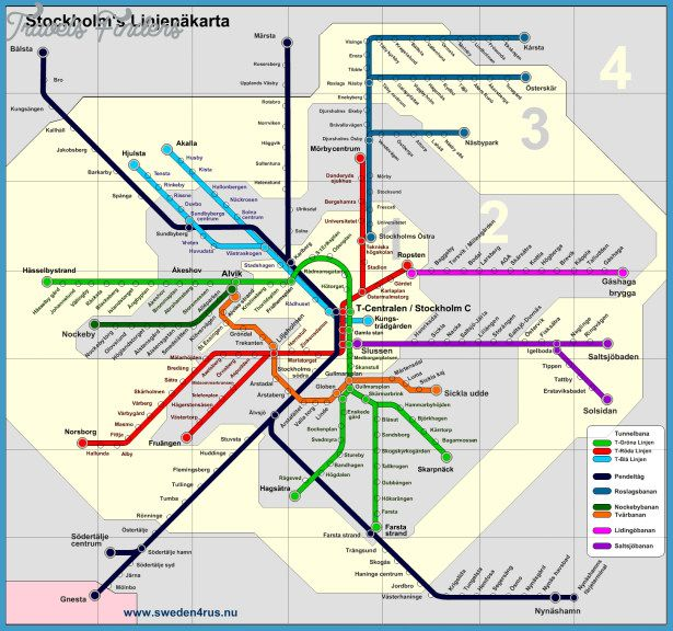 Sweden Subway Map.Pin By Serkan Cesmeciler On Travels Finders Stockholm Metro