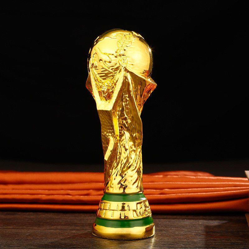 2018 Fifa Russia World Cup Trophy Replica Soccer Championship Souvenir 14 Ebay