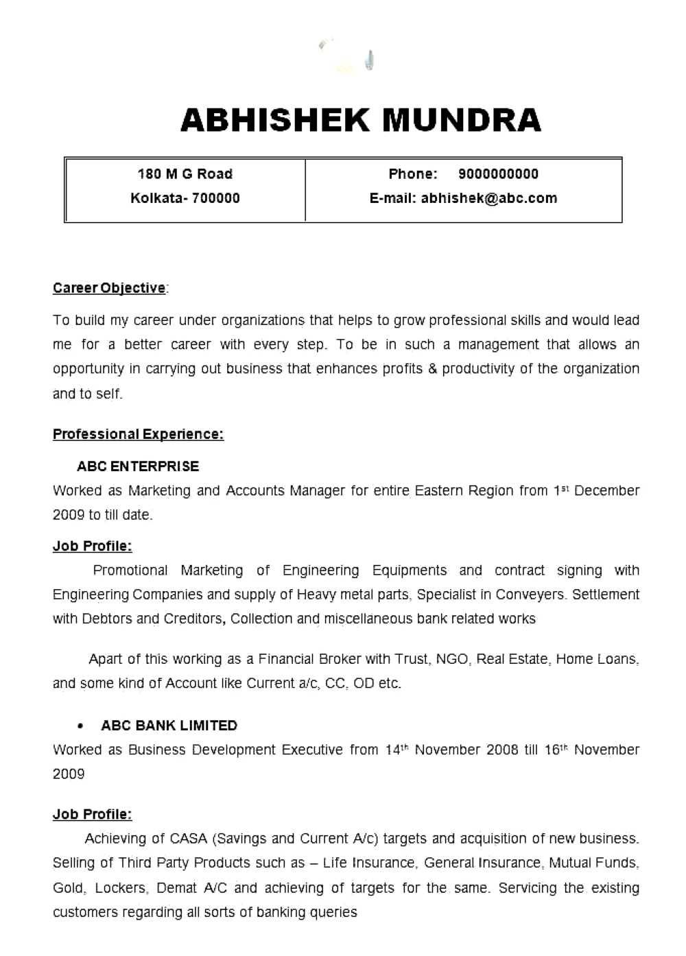 Account Manager Job Description For Resume Awesome Account