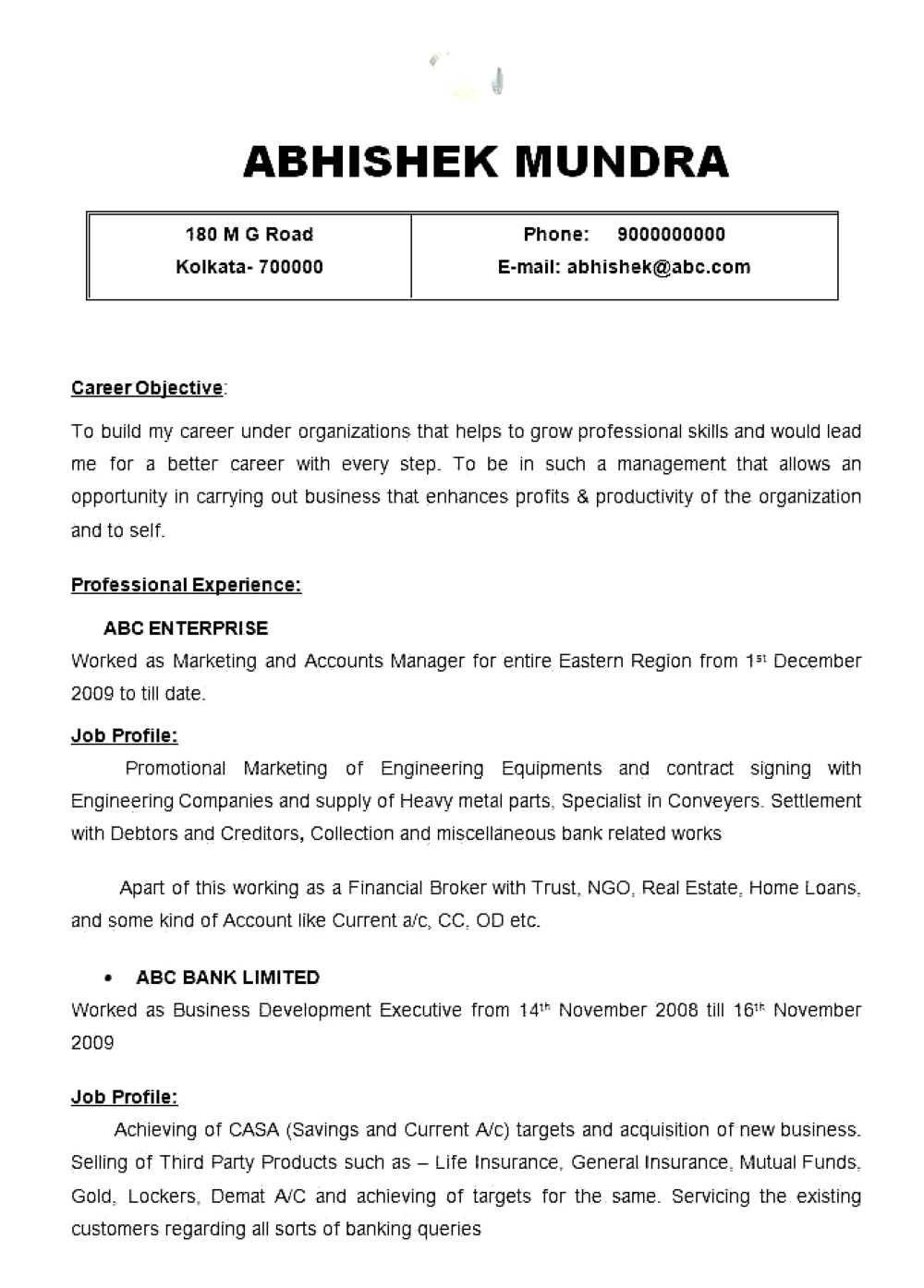 30 Account Manager Job Description For Resume Job Resume
