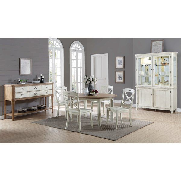 Millbrook Extendable Dining Table Extendable Dining