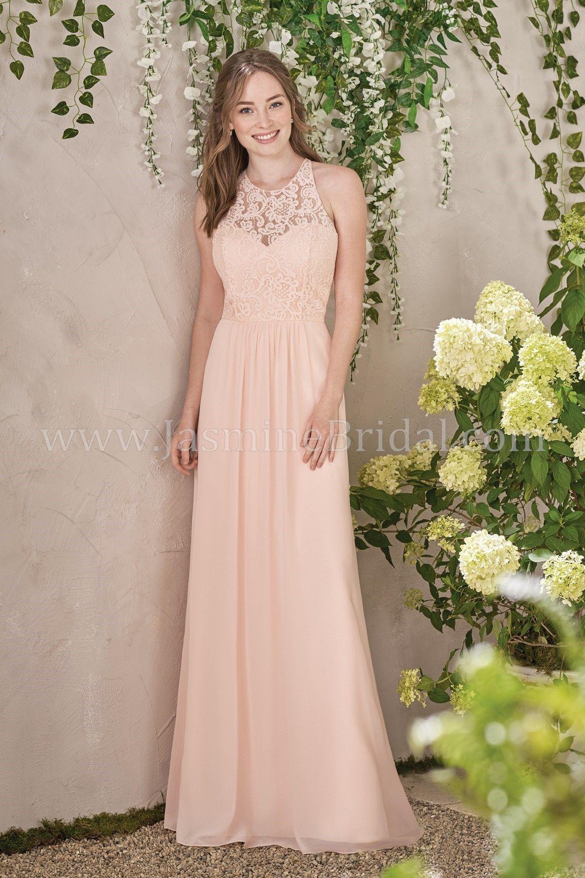 Jasmine bridal b style b available at tiethe