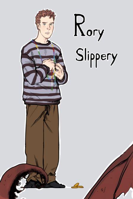 (18) The Alphabet Rory Slippery