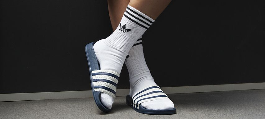 best website 65c24 dc7d7 socks  sandals  How do I wear this Trend Styling Inspo ...