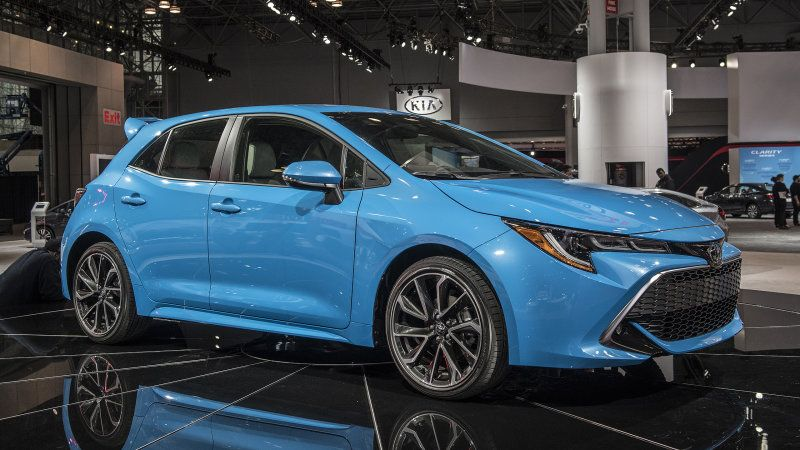Toyota Corolla Hatchback Is More Interesting Than You Might Think Toyota Corolla Hatchback Corolla Hatchback Toyota Corolla