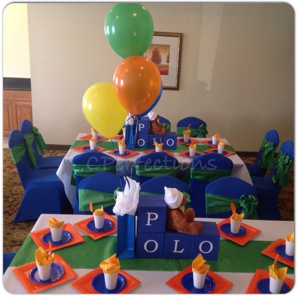 Delightful Baby Shower Party Ideas