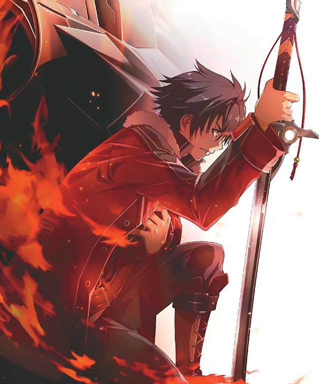 Pin By Natsu Dragneel On Trails Series Trails Of Cold Steel Anime Art Fantasy The Legend Of Heroes