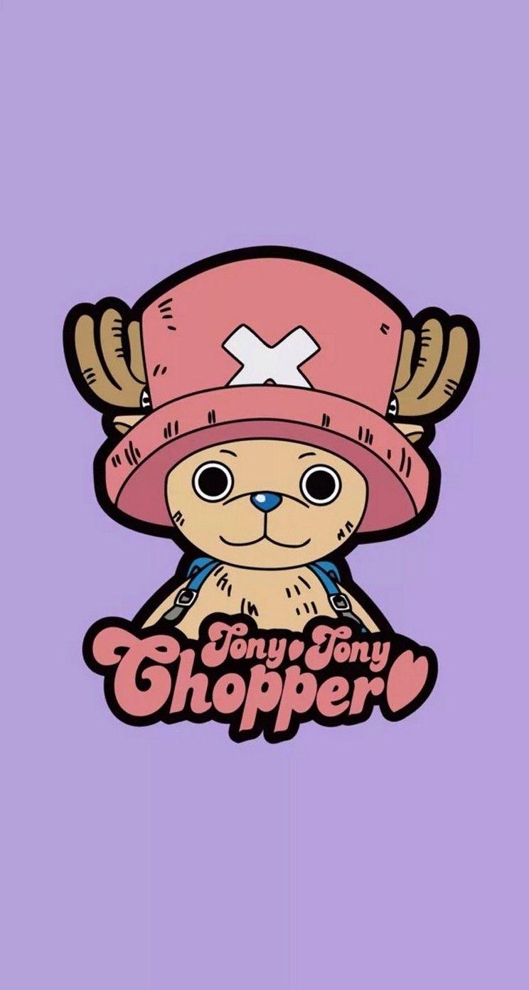 Wallpaper One Piece Chopper