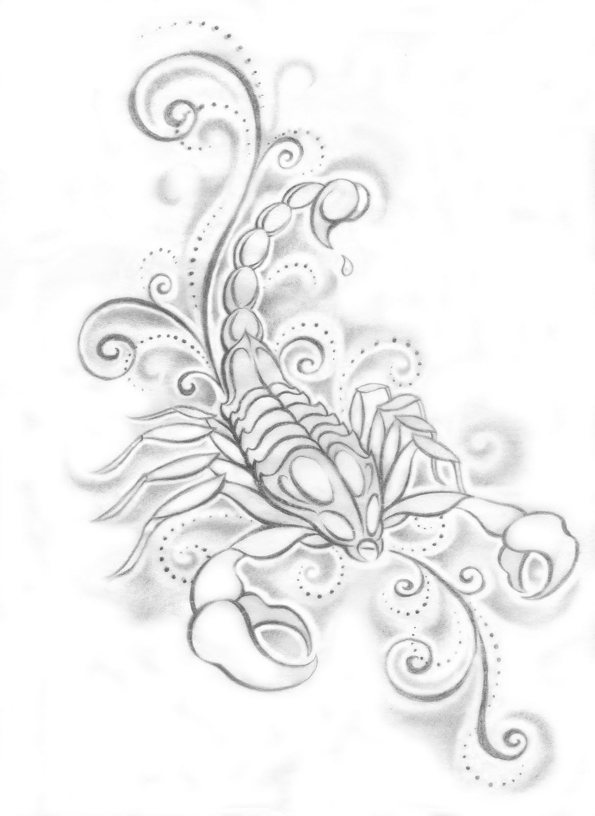 girly scorpion tattoo skorpion tattoo pinterest. Black Bedroom Furniture Sets. Home Design Ideas