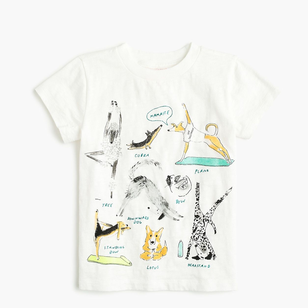Crewcuts Downward Dog T Shirt