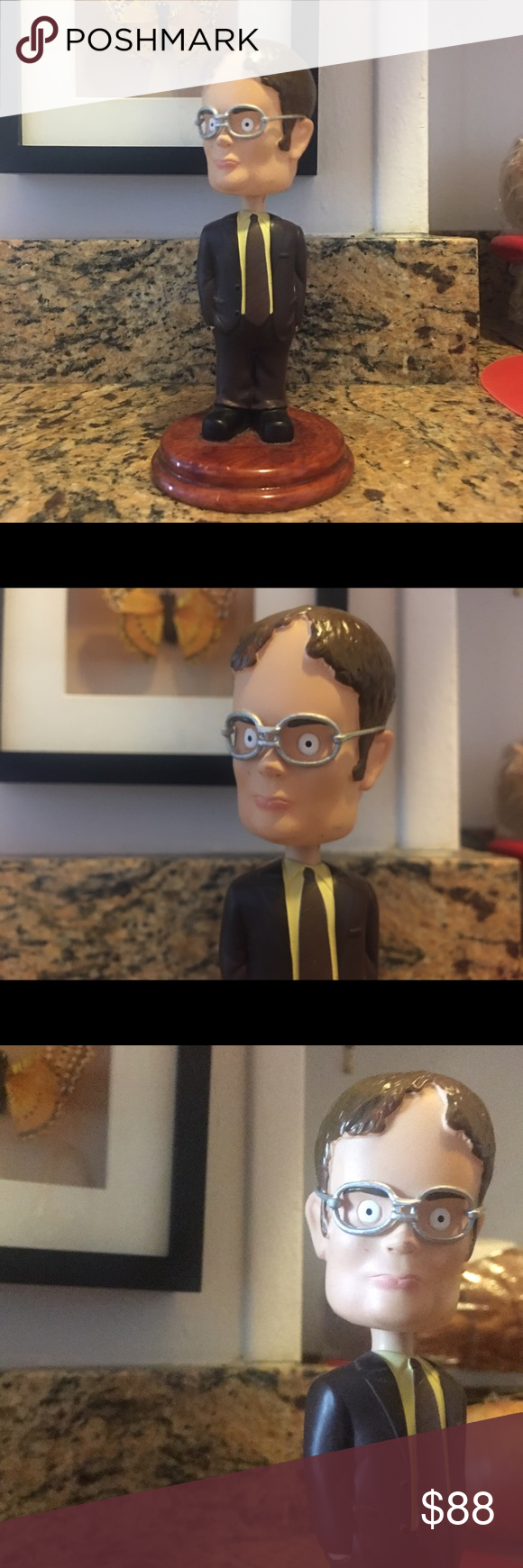 Dwight Bobblehead The Office Collectable Bobble Head Dwight Bobblehead Things To Sell