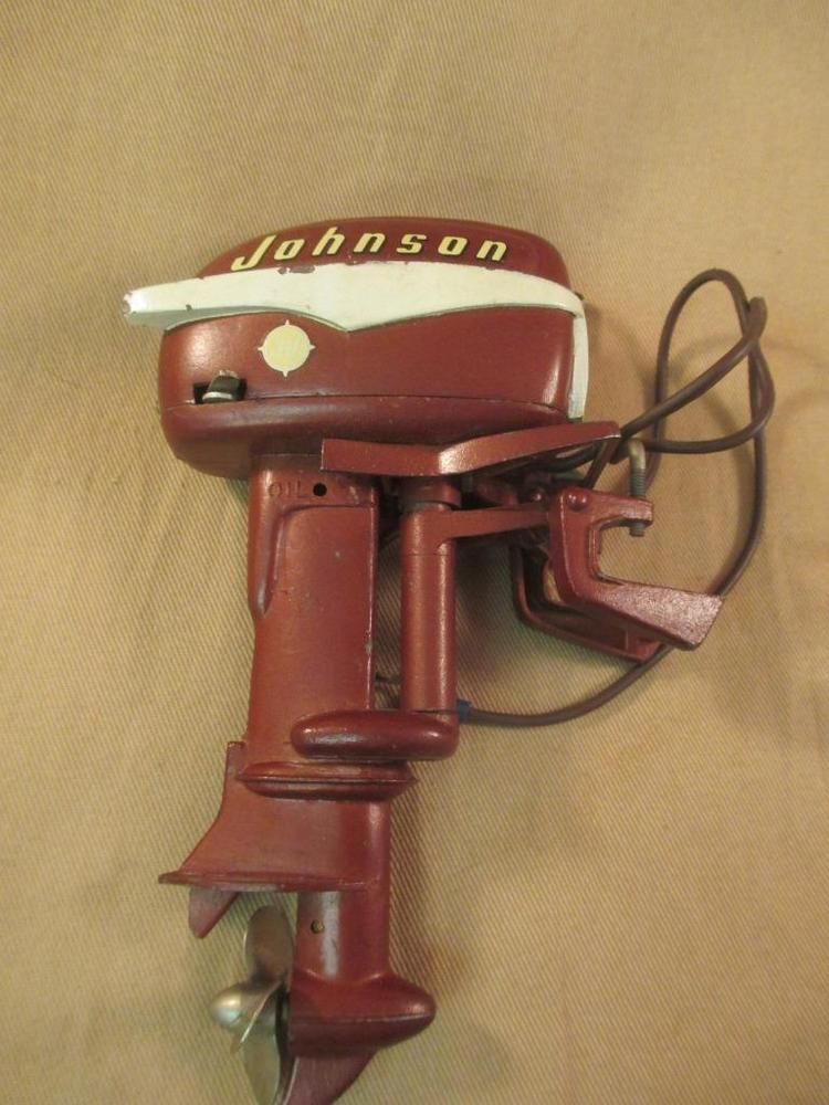Details about Vintage Japan K&O 1950's Metal Johnson Seahorse 30 Toy