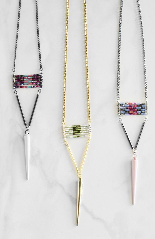 Chelsea dagger diy necklace diy necklace chelsea and feminine chelsea dagger diy necklace solutioingenieria Images