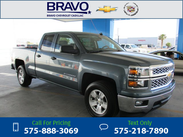 2014 Chevrolet Chevy Silverado 1500  LT Blue 30k miles Call for Price 30614 miles 575-888-3069 Transmission: Automatic  #Chevrolet #Silverado 1500 #used #cars #BravoChevroletCadillac #LasCruces #NM #tapcars