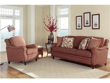 Shop For Smith Brothers Three Cushion Sofa, And Other Living Room Sofas At Wright  Furniture U0026 Flooring In Hannibal, MO. Comfort Wrinkles Are Designed To ...